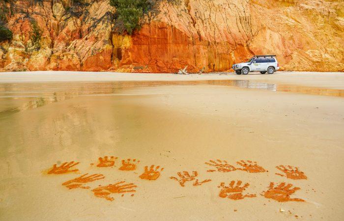 car-on-beach
