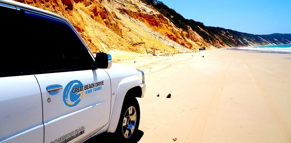 Great Beach Drive - Noosa 4wd Tours