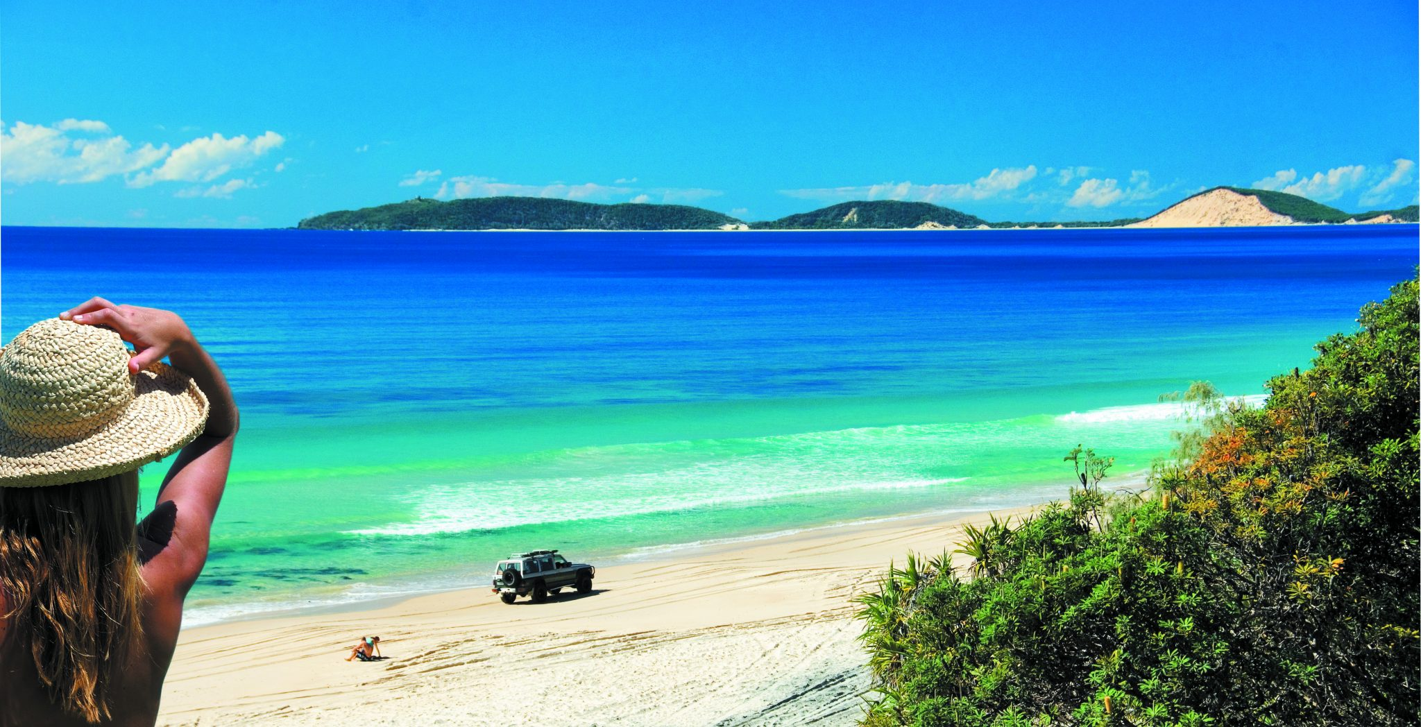 Double Island: Great Beach Drive 4WD Tours
